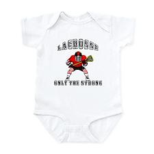Lacrosse Infant Creeper