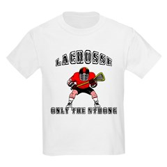 Lacrosse Kids T-Shirt