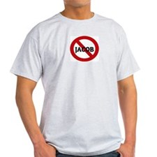 Anti-Jacob Ash Grey T-Shirt