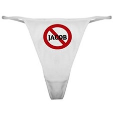 Anti-Jacob Classic Thong