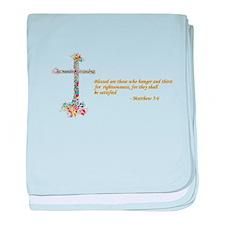 Thirst For Righteousness Infant Blanket