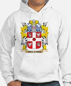 Smulevich Family Crest - Coat of Arms Sweatshirt