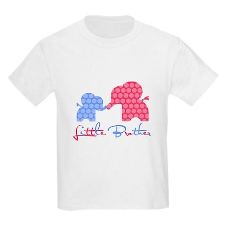 Little Brother Boy/Girl Kids Light T-Shirt