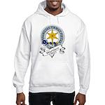 Wardlaw Clan Badge Hooded Sweatshirt