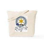 Wardlaw Clan Badge Tote Bag