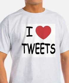 I heart tweets T-Shirt