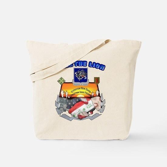 FTL Mural Tote Bag