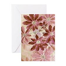 GARDEN SERIES B Greeting Cards (Pk of 10)