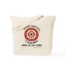 Unique Corrections Tote Bag