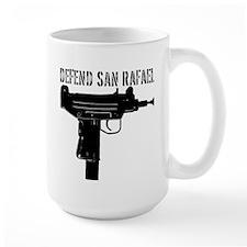 "Large ""Defend San Rafael"" Mug"