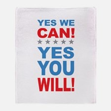 Obama Yes You Will Throw Blanket