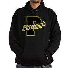 Pittsburgh Letter Hoodie