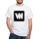 VN Logo White T-Shirt