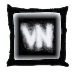 VN Logo Throw Pillow