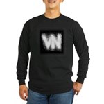 VN Logo Long Sleeve Dark T-Shirt