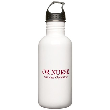 OR Nurses Stainless Water Bottle 1.0L