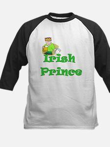 Irish Prince-2 Kids Baseball Jersey
