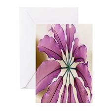 GARDEN SERIES D Greeting Cards (Pk of 10)