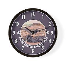 Grand Canyon NP Wall Clock