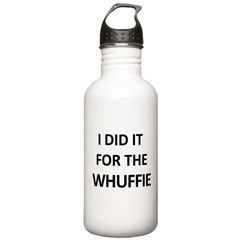 The Whuffie Water Bottle