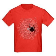 Creep Crawly Spider Web T