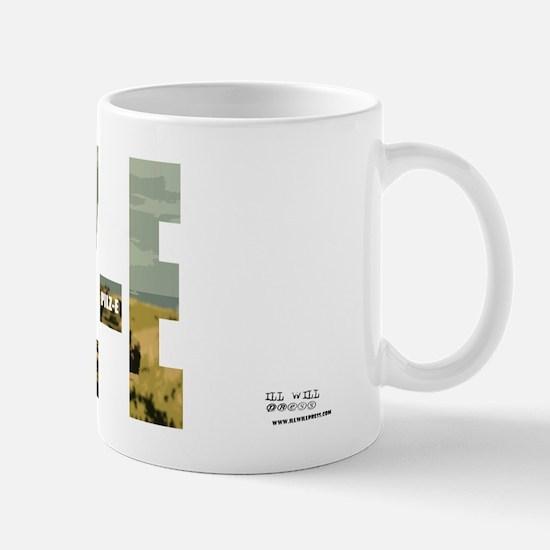 Pilz-E (Name Design) Mug