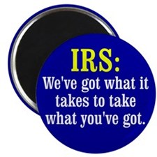 What the IRS Has Magnet