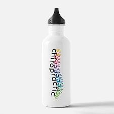Chiropractic Hands Water Bottle