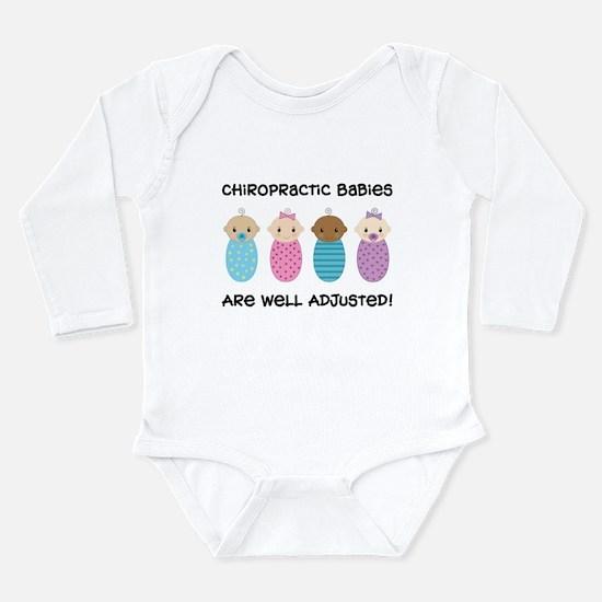 Chiropractic Babies Onesie Romper Suit