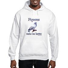 Pigeon Jumper Hoody