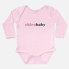 Chiro Baby - Pink Onesie Romper Suit