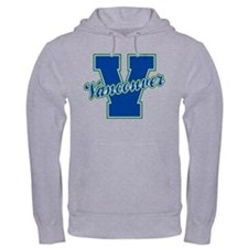 Vancouver Letter Hoodie