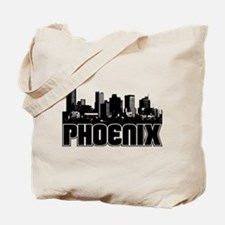 Phoenix Skyline Tote Bag