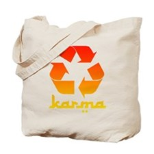 Recycle KARMA Tote Bag