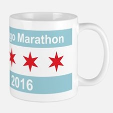 2016 Chicago Marathon Mug
