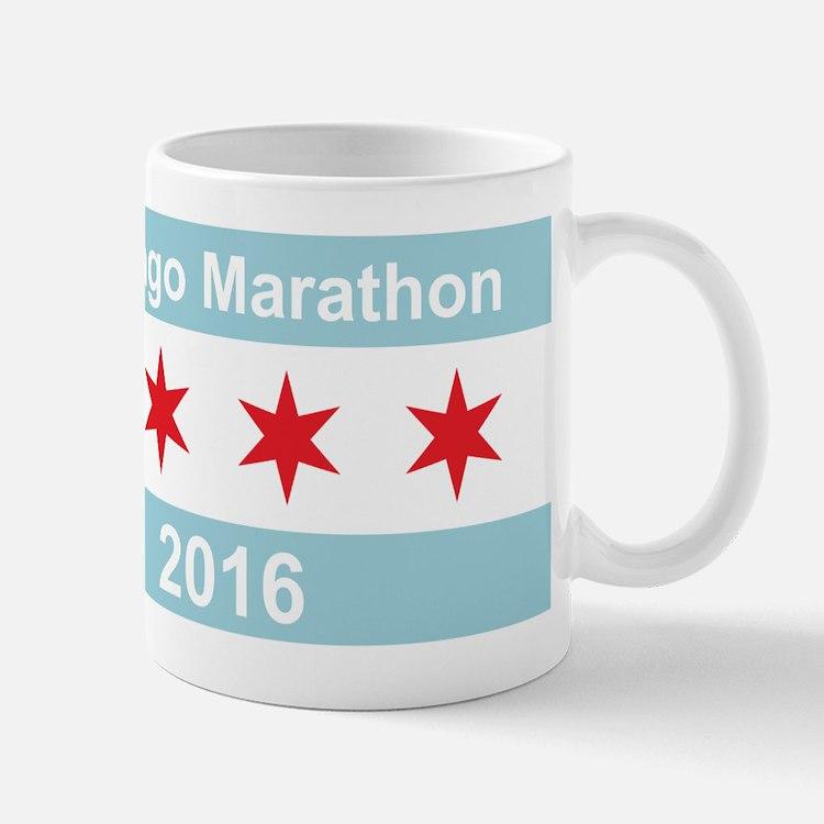 2016 Chicago Marathon Mug