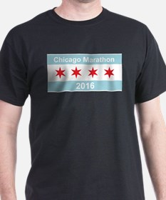 2016 Chicago Marathon T-Shirt