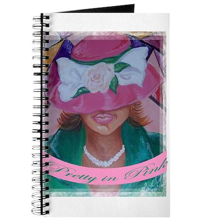 Pretty in Pink AKACustom Journal