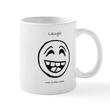 Until Further Notice Mug