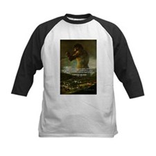 Goya Colossus Fantasy Quote Tee