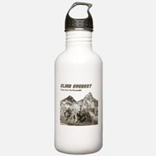 Climb Everest-If you have the Water Bottle