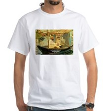 French Painter Manet Quote Shirt