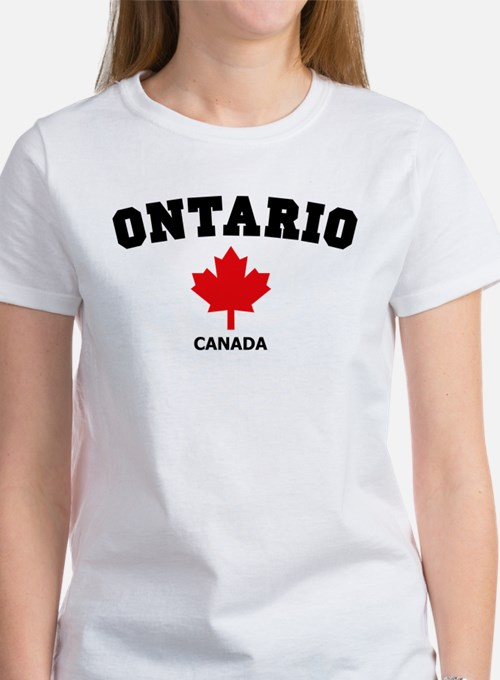 Ontario Women's T-Shirt