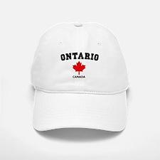 Ontario Baseball Baseball Cap