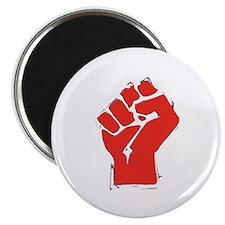 Raised Fist Magnet