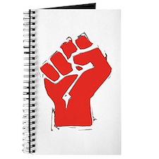 Raised Fist Journal