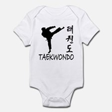 Taekwondo Infant Bodysuit