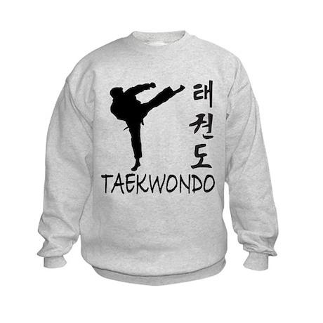 Taekwondo Kids Sweatshirt