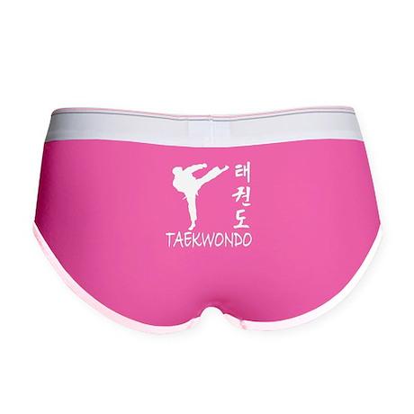 Taekwondo Women's Boy Brief