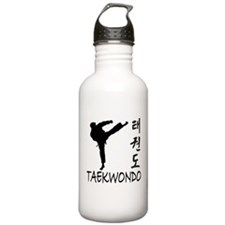 Taekwondo Sports Water Bottle